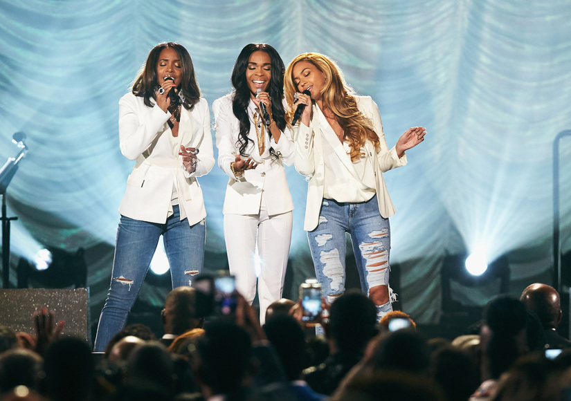 Destiny's Child Reunite and 'Say Yes' to Surprise Performance in Las Vegas