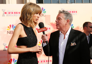 Taylor Swift on the Red Carpet at Her First iHeartRadio Music Awards