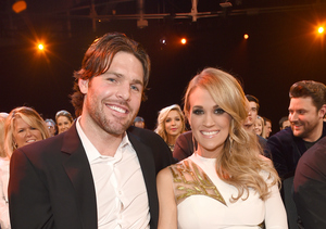 What a Cutie! Carrie Underwood Shares First Photo of Her Baby Boy