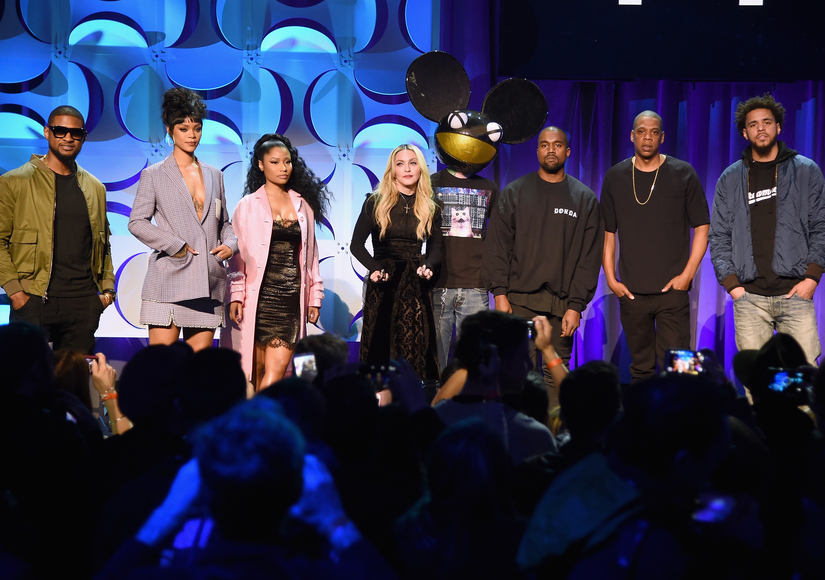 JAY-Z Announces #TIDALforALL Streaming Service with Support from A-List Musicians