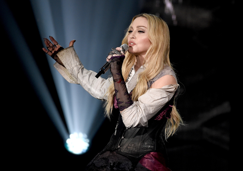 Madonna Dishes on Upcoming Tour, Performance with Taylor, and Infamous Cape Catastrophe
