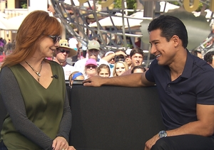 Reba McEntire Gives Us the Scoop on Her New Album