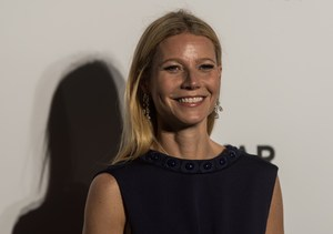 Gwyneth Paltrow Spotted with Rumored BF Brad Falchuk