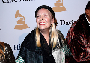 Report: Legendary Singer Joni Mitchell Rushed to Hospital After 911 Call