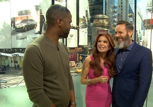 Mark Burnett & Roma Downey Share a Special Preview of 'A.D. The Bible…
