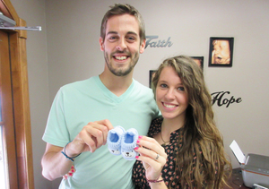 Sneak Peek: Jill Duggar's 'Special Delivery,' Fans Meet Baby Dilly