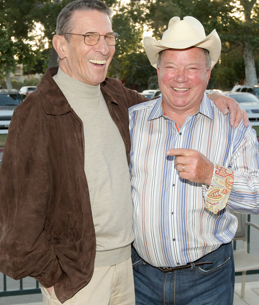 William Shatner Explains Decision Not to Attend Leonard Nimoy's Funeral