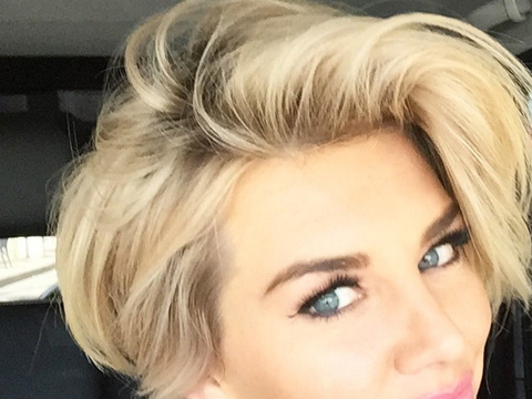 Get Extra S Charissa Thompson New Short Pixie Hair Cut