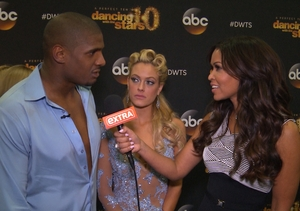 'DWTS' Week 4: Michael Sam Eliminated, Plans to Focus Entirely on Football