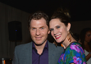 Chef Bobby Flay & Actress Stephanie March Split