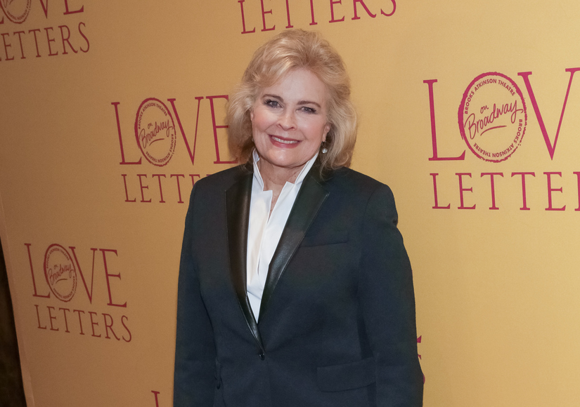 Candice Bergen Isn't Shy About Her Plastic Surgery