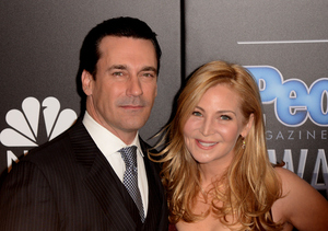 Jon Hamm & Jennifer Westfeldt Bash Breakup Rumors