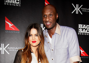 Making a Scene! Lamar Odom Confronts Khloé Kardashian in Beverly Hills