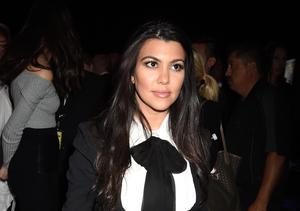 Kourtney Kardashian Reveals Why She Didn't Join the Family in Armenia