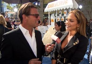Jennifer Lopez Rocks Versace at MTV Movie Awards, Explains Origin of Google…