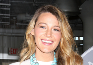 Blake Gushes About Baby James, Plus Talks 'Age of Adaline' in First…