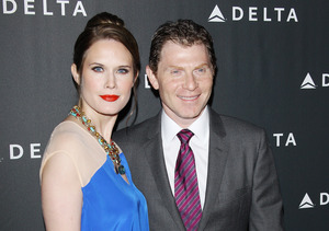 Chef Bobby Flay's Divorce Heats Up, March Wages War Against Settlement…