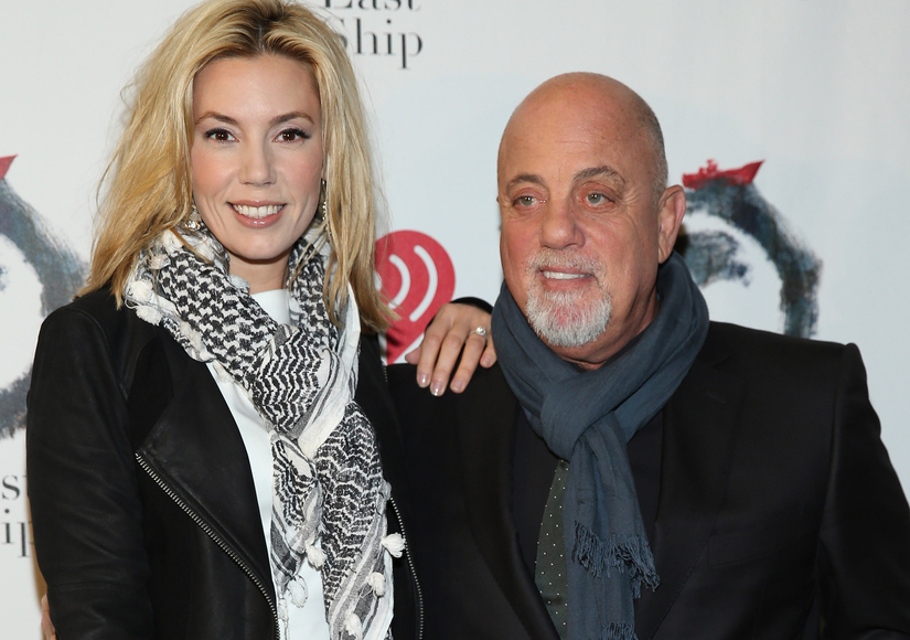 Billy Joel and Alexis Roderick Welcome Baby Daughter