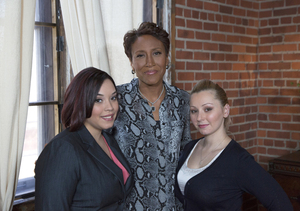 First Look: Robin Roberts to Interview Cleveland Kidnapping Survivors