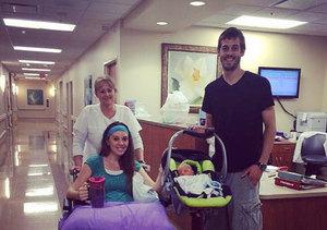 Jill Duggar Brings Baby Israel Home, See First Pics!
