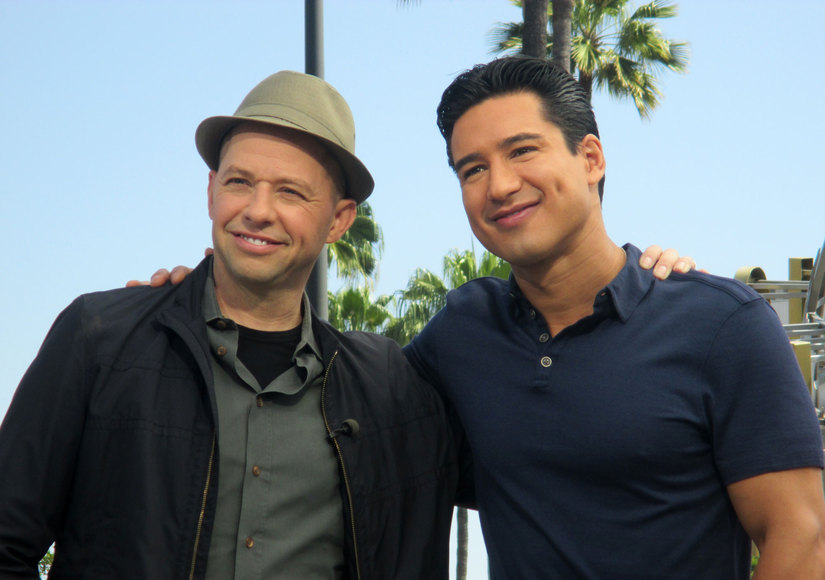 Jon Cryer Sets Record Straight on Wild Charlie Sheen Headlines, Talks Tough Times on 'Two and a Half Men' Set