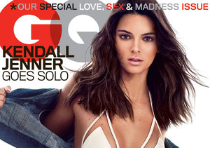 Kendall Jenner Poses Topless in Sexy Photo Shoot, Graces Cover of GQ