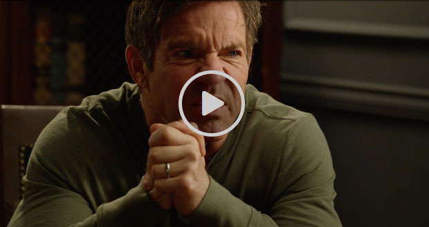 Dennis Quaid's Viral Meltdown Revealed as Well-Planned Prank by Funny or Die
