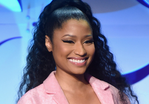 Nicki Minaj Engaged! See Her Giant Ring