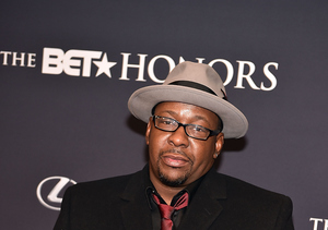 Bobby Brown Rushes to Daughter Bobbi Kristina's Hospice Facility
