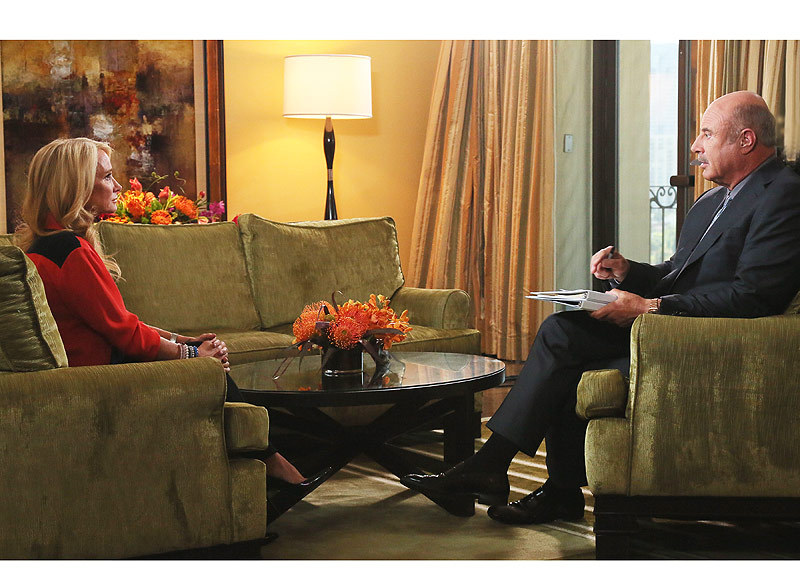 Kim Richards in Emotional Dr. Phil Sit-Down: 'None of This Would Have…