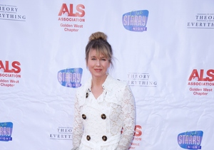 Renée Zellweger Hits the Red Carpet for a Good Cause
