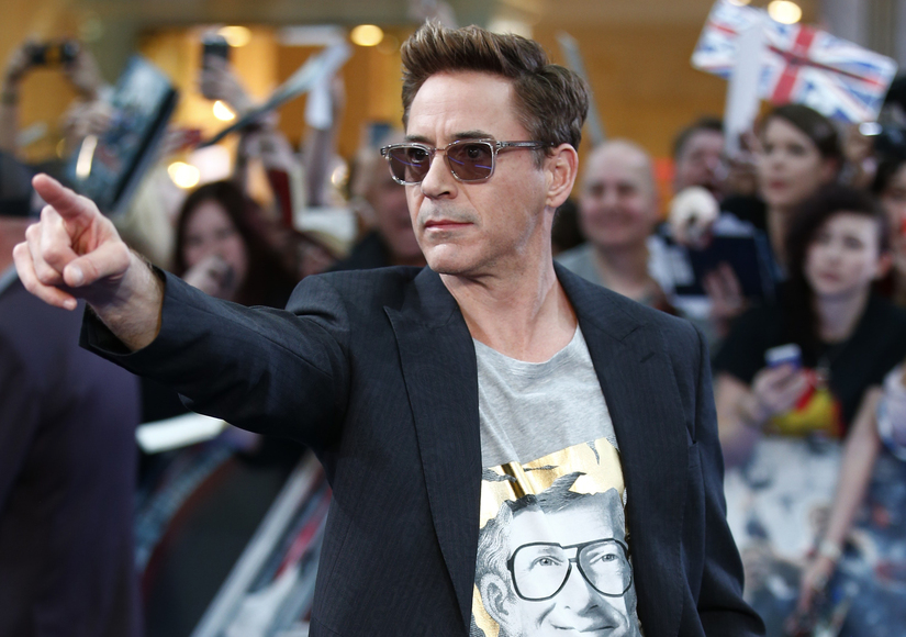 Robert Downey Jr. Pardoned by Gov. Jerry Brown