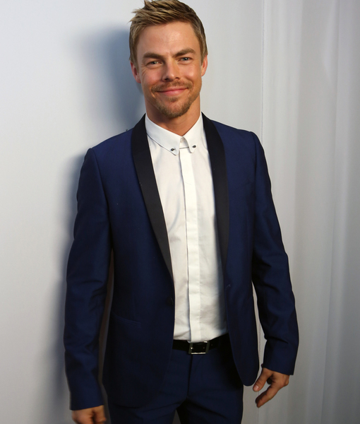 'DWTS' Star Derek Hough Describes 'Fluke Accident' That Landed Him in E.R.