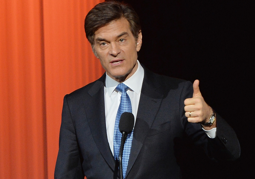 Dr. Oz Not Backing Down, Lashes Out at Critics