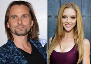 Are Matt Bellamy and 'Blurred Lines' Breakout Star Elle Evans Dating?