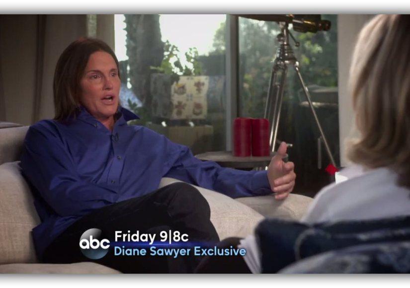 Bruce Jenner Tells Diane Sawyer: 'I Am a Woman'
