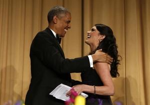 President Obama Knocks 'em Dead at the WHCD