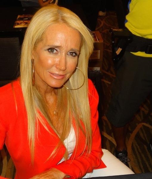 Kim Richards Heads to Rehab