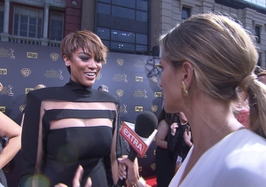 'Extra' with the Stars at the 2015 Daytime Emmys!