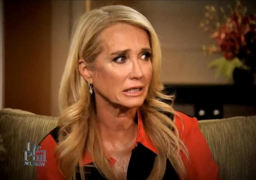 Kim Richards' Dr. Phil Interview: The 'RHOBH' Star's Biggest Revelation