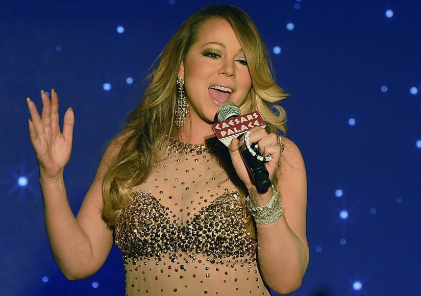 Mariah Carey Reveals Meaning Behind 'Infinity' Lyrics, and Talks Brett Ratner Rumors