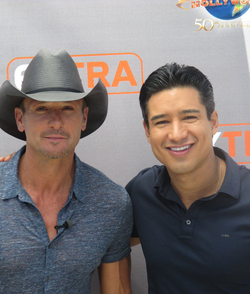 Tim McGraw Talks Tour, 'Tomorrowland,' and Raising Teenage Daughters