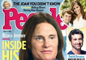 Bruce Jenner Lands Cover of People, Sources Detail His Life as a Woman