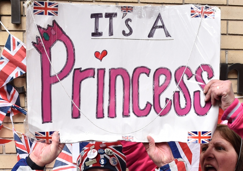 It's Official: All the Details on William and Kate's Little Princess!