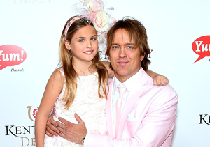 Anna Nicole Smith's Daughter Is a Little Lady!
