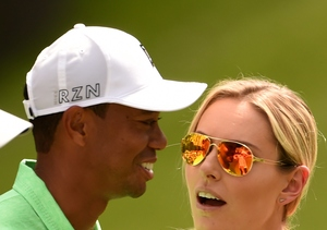 Lindsey Vonn and Tiger Woods Call It Quits