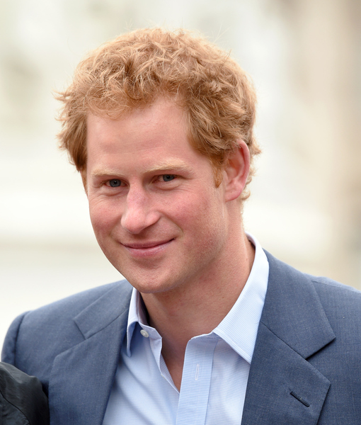 Prince Harry Raves about His 'Beautiful' Niece