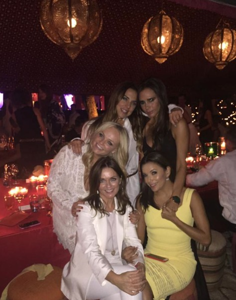 It's a Spice Girls Reunion! (Kinda)