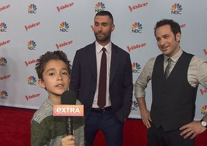Our 10-Year-Old Correspondent Returns to 'The Voice,' Wows Judges Adam Levine…