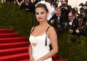 Selena Gomez Goes Topless for 'Revival' Album Cover